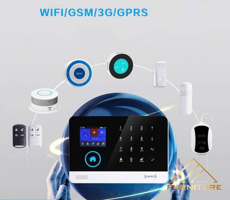 Mua thiết bị báo động chống trộm không dây hồng ngoại nào tốt nhất giá rẻ tphcm