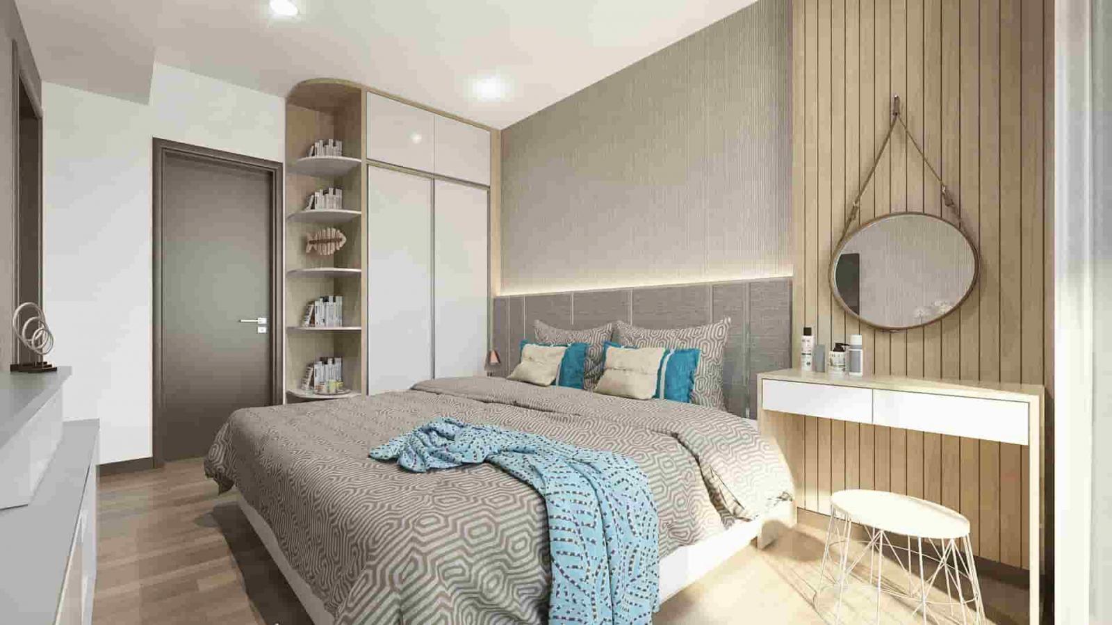 Gói dịch vụ thiết kế nội thất phòng khách nhà ở chung cư cao cấp đẹp giá rẻ tphcm