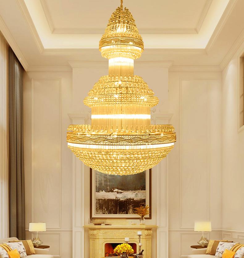 Vì sao phải lựa chọn đèn trang trí cao cấp cho khách sạn?