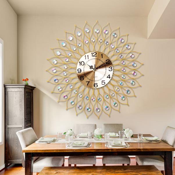 Ý nghĩa của những chiếc đồng hồ treo tường trang trí bạn đã biết ?