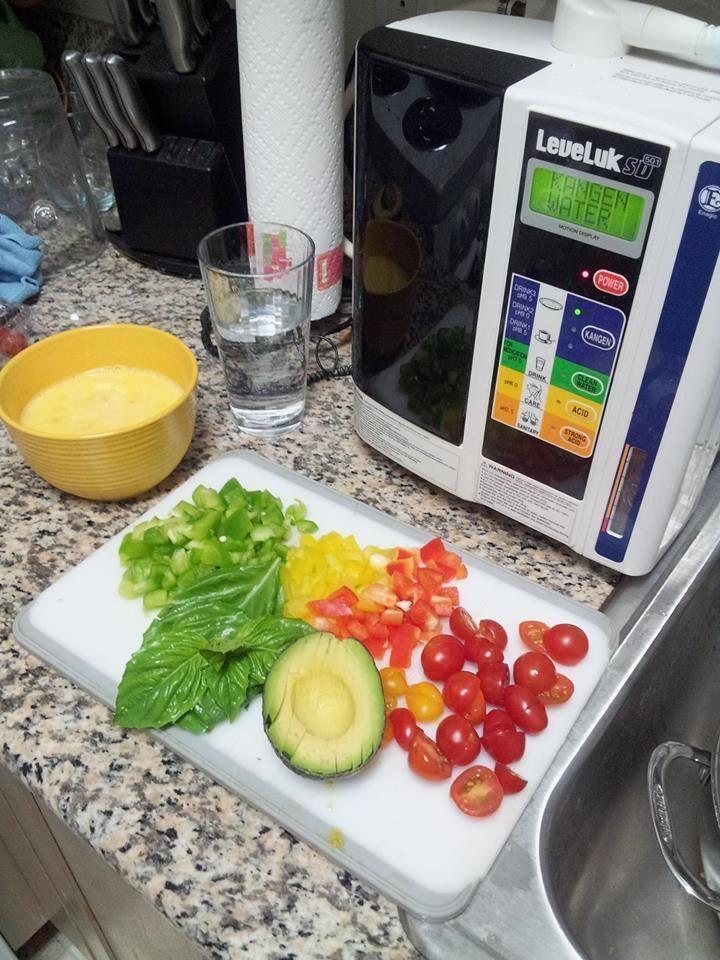 Cách sử dụng máy lọc nước nấu ăn Kangen hiệu quả nhất