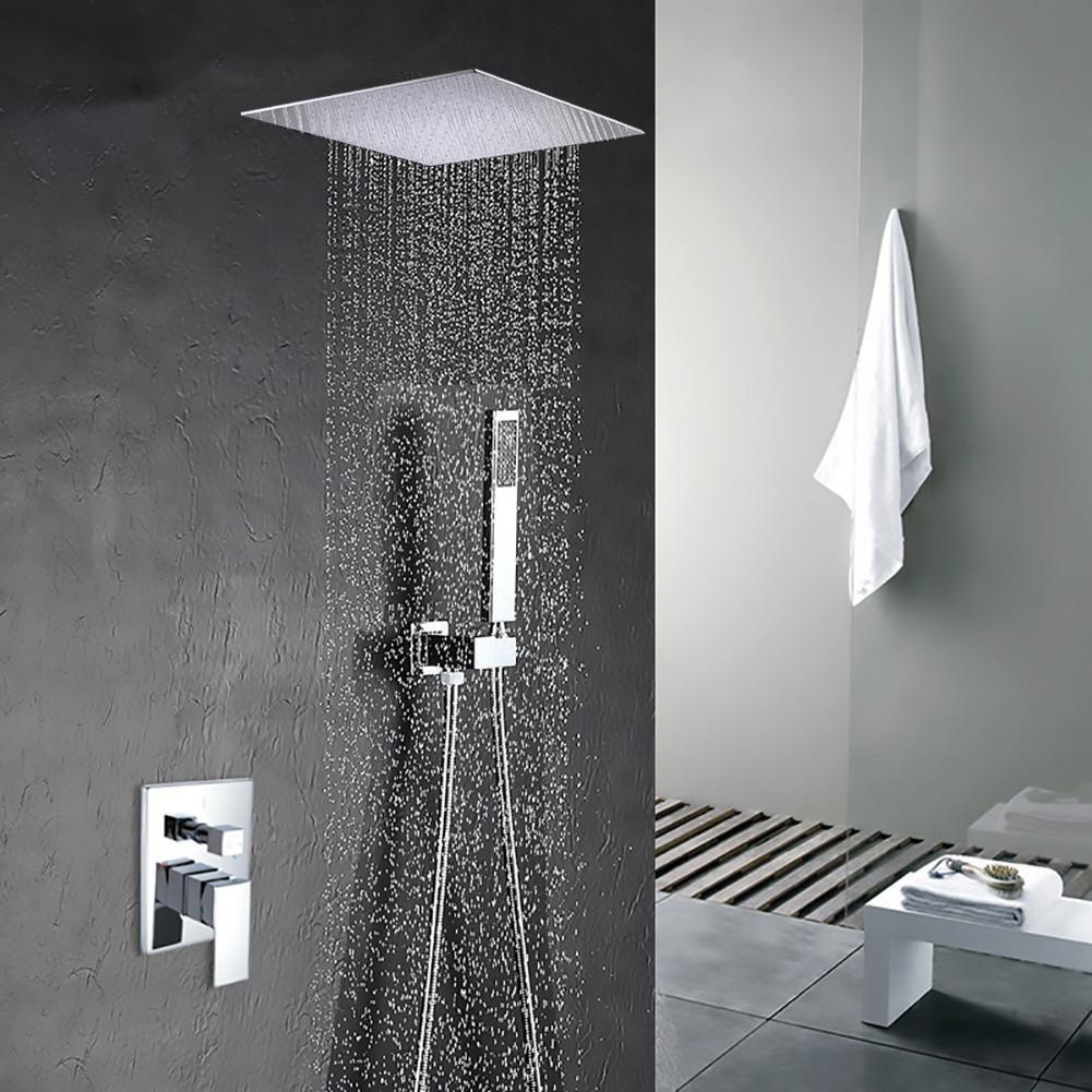 3 Lợi ích khó chối từ khi sử dụng vòi sen tắm âm tường?