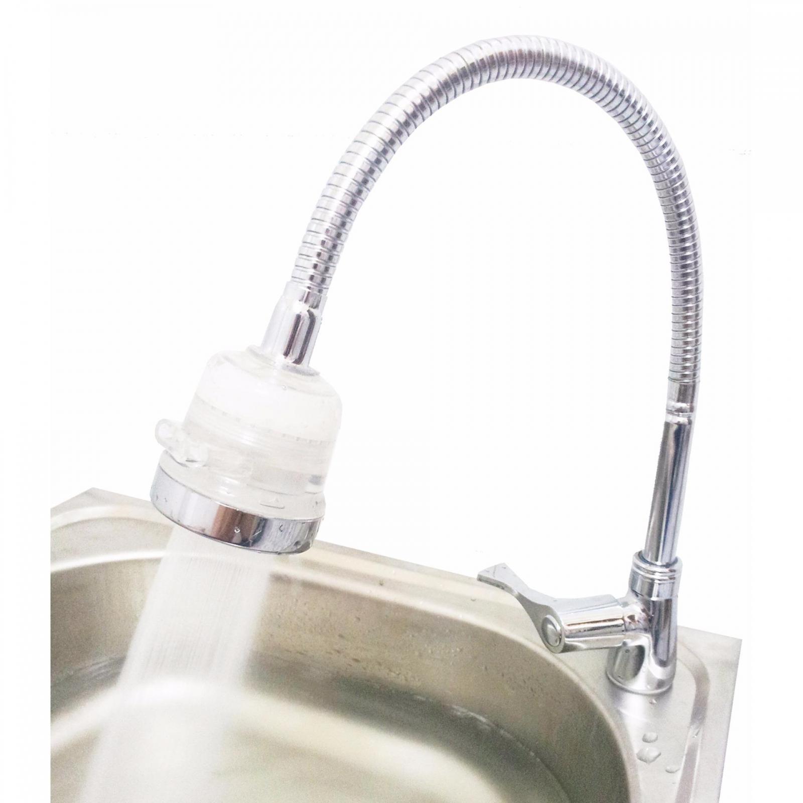 Vòi rửa chén lò xo - Bạn đồng hành mới cho không gian nhà bếp