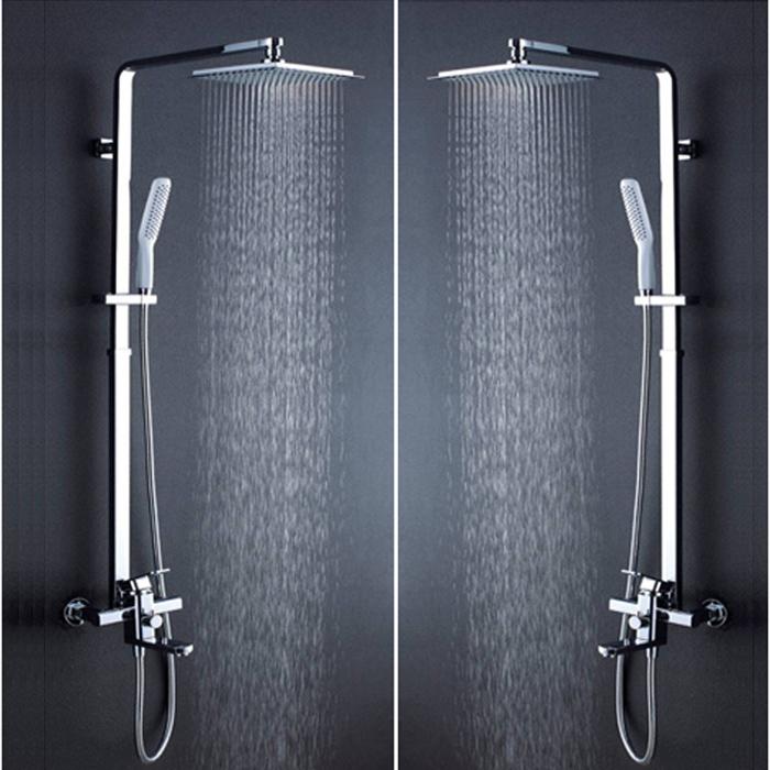 Lý do mà vòi sen cây tắm không thể thiếu trong không gian phòng tắm nhà bạn