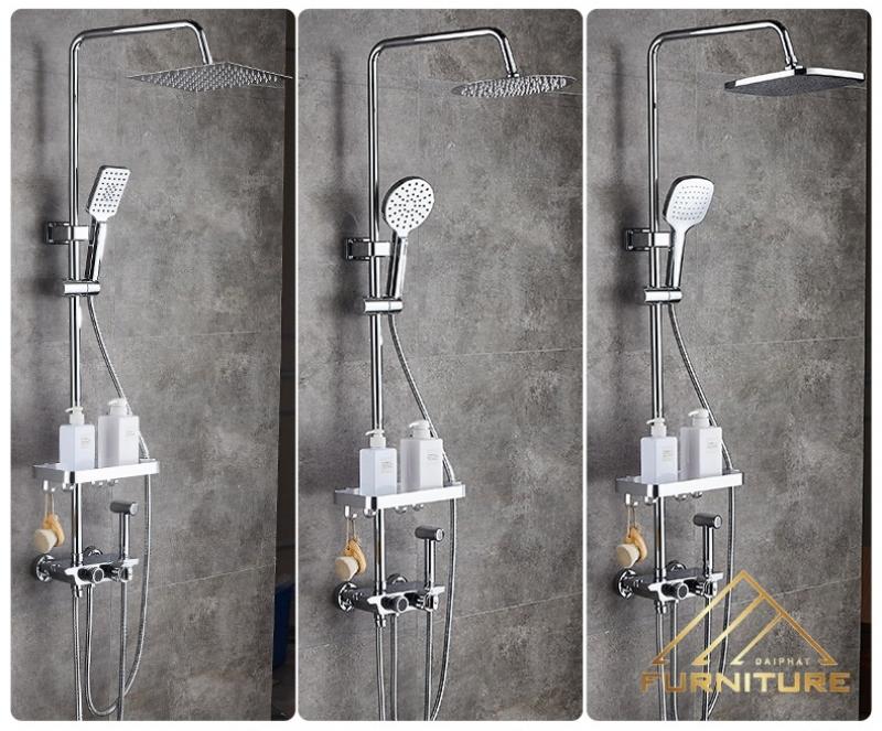 Vòi sen tắm nóng lạnh nhà tắm cao cấp giá rẻ tphcm