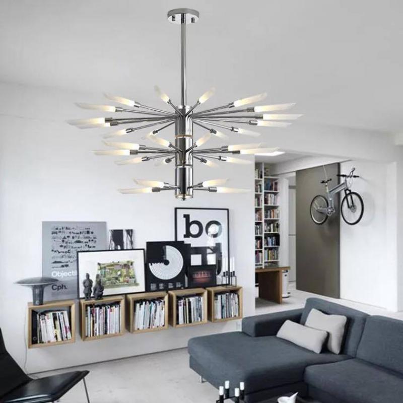Đèn thả trần 3 tầng độc đáo 022