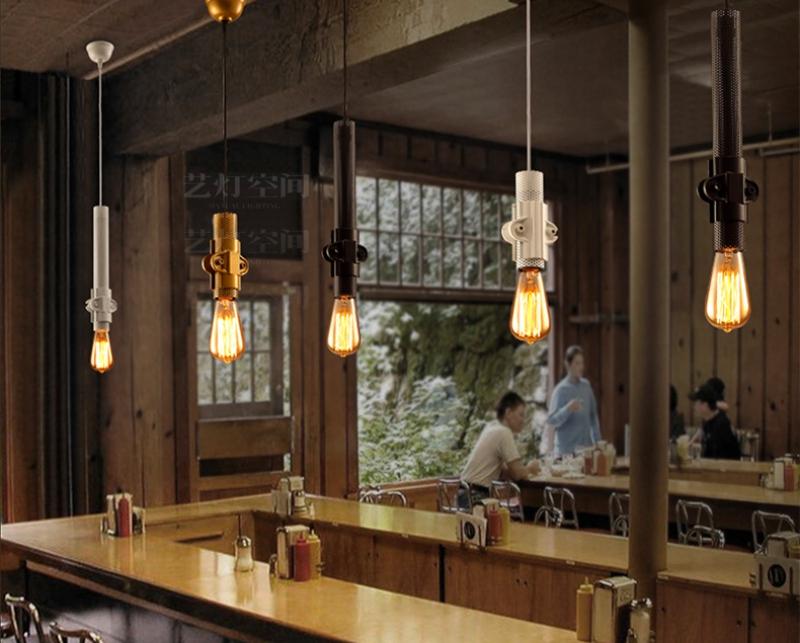 Đèn thả trần bàn ăn kiểu dáng đơn giản độc lạ DTT-093