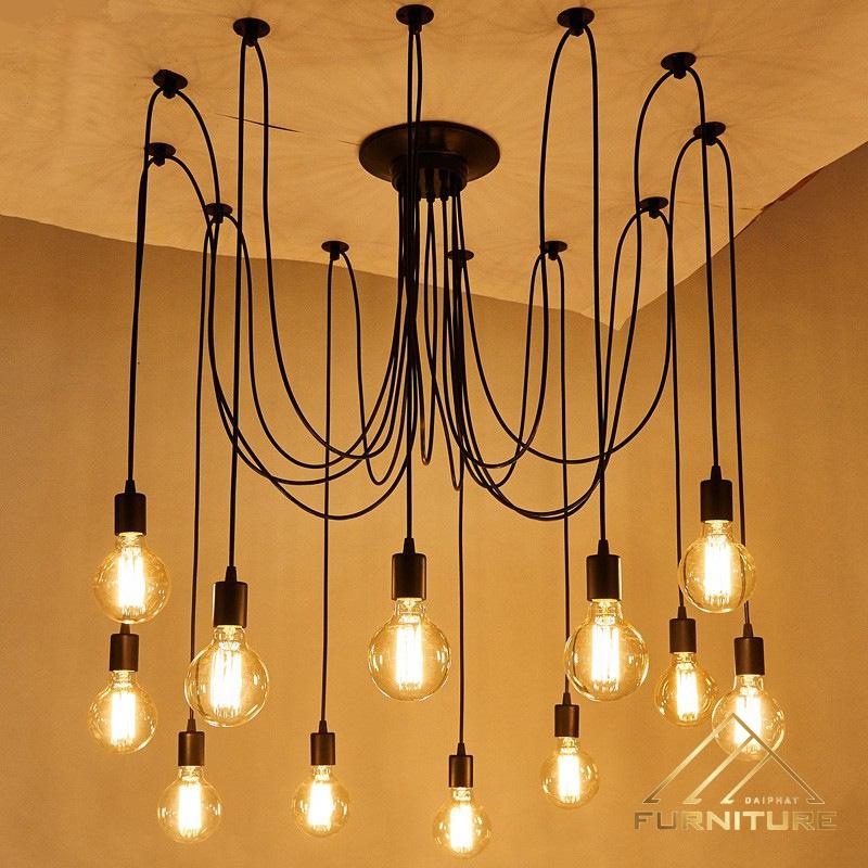 Đèn thả trần trang trí phòng khách bàn ăn hiện đại giá rẻ tphcm