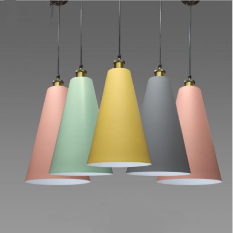 Đèn thả trần trang trí phòng khách màu sắc trang nhã DTT-098