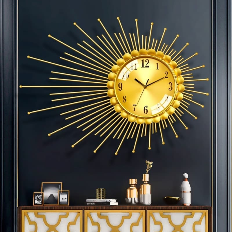 Đồng hồ treo tường nghệ thuật - Điểm nhấn hoàn hảo cho không gian nhà