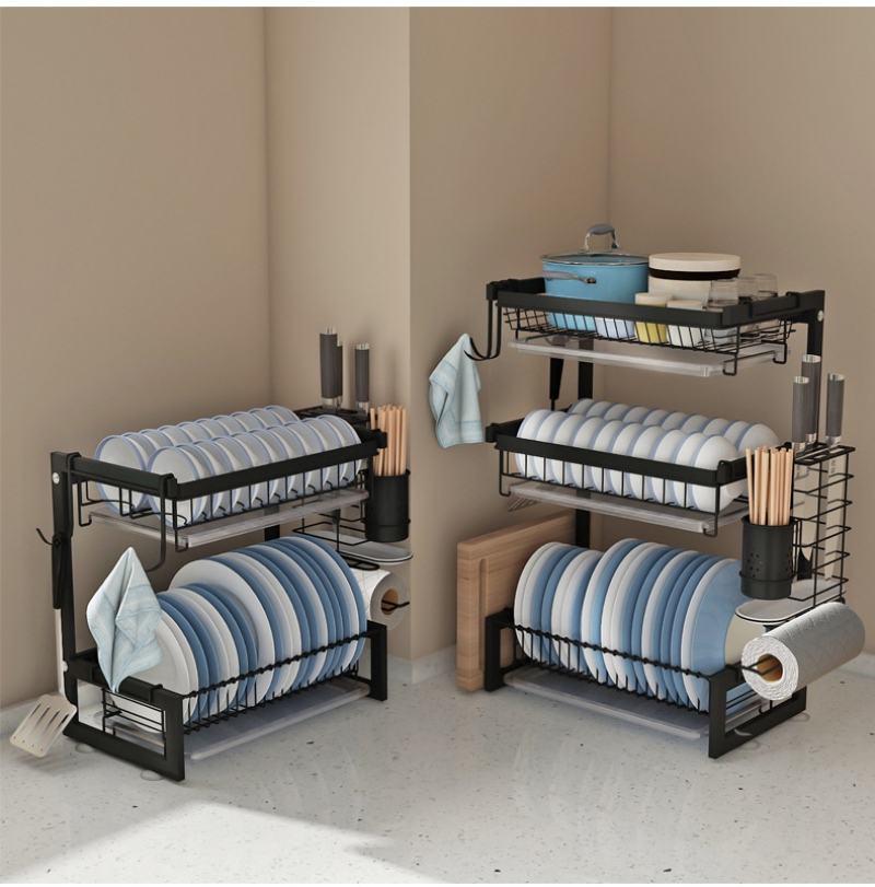 Giá kệ đựng úp chén bát treo tường trên bồn rửa cao cấp tốt rẻ tại hcm