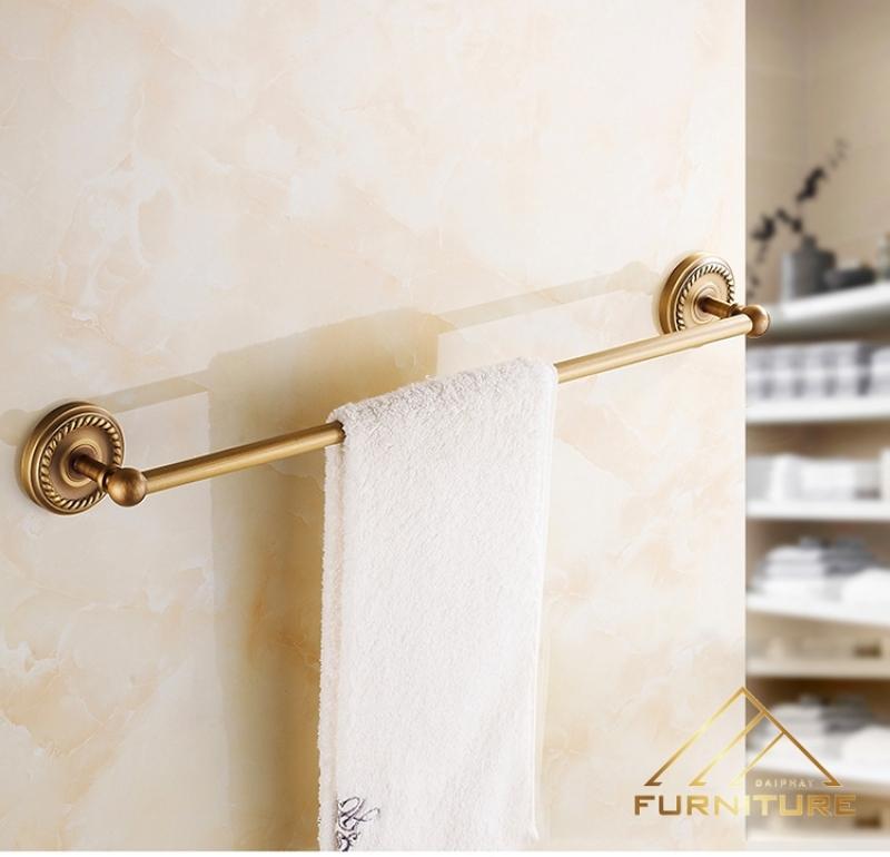 Phụ kiện phòng tắm giá treo khăn tắm 60cm 019