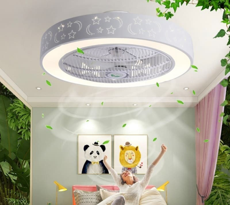 3 lưu ý khi sử dụng quạt trần có đèn dạng hộp