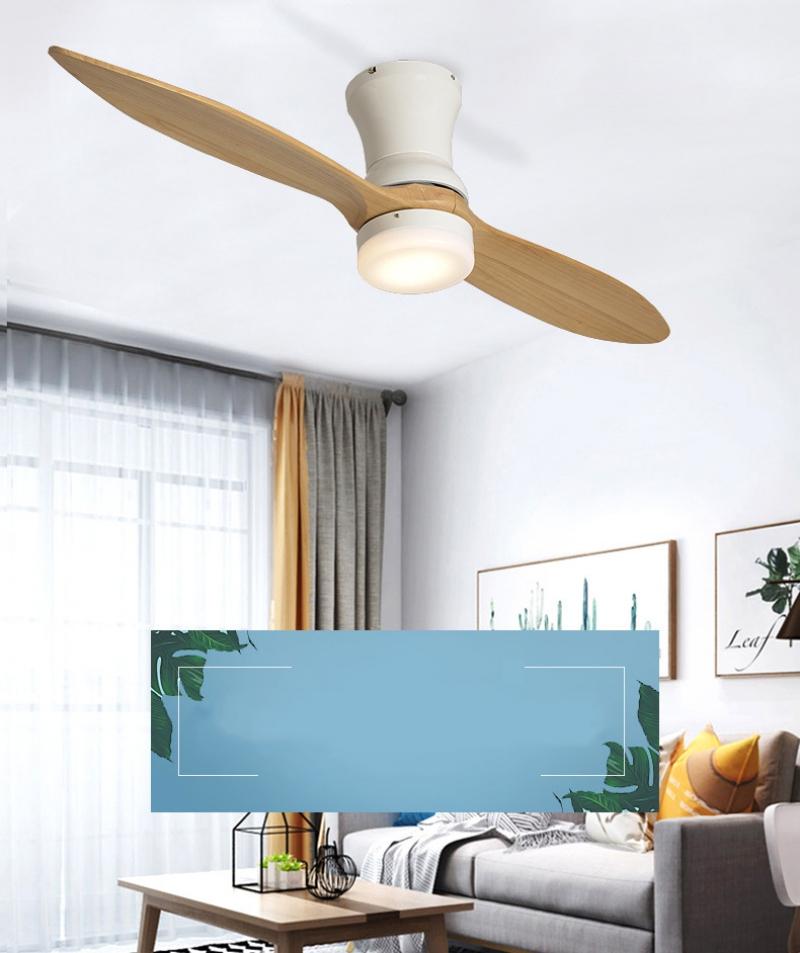 Vua bán quạt trần có gắn đèn chùm trang trí phòng khách hiện đại cao cấp giá rẻ tphcm