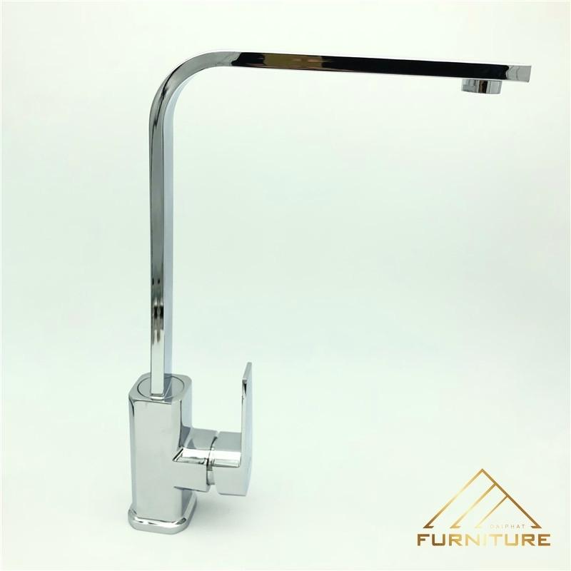 Vòi nước rửa chén nóng lạnh xoay 360 độ 002
