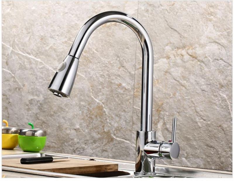 Vòi nước rửa chén làm từ chất liệu gì? Kiểu dáng nào được yêu thích nhất?