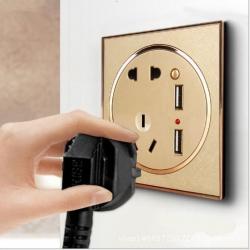 5 lý do khiến bạn sử dụng ổ cắm điện cổng usb ngay lập tức