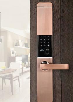 Bảo vệ ngôi nhà bạn bằng khóa cửa vân tay cao cấp