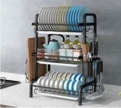 Bắt kịp xu hướng chọn mua giá úp bát inox đặt trên bồn rửa 2020