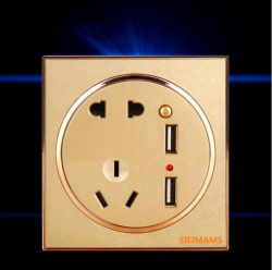 Khi lắp đặt ổ cắm điện âm tường cần lưu ý những gì?