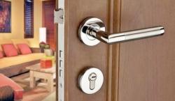 Khóa cửa tay gạt - khóa an toàn cho mọi nhà