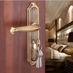 Sử dụng khóa cửa tay gạt trung quốc có thật sự an toàn?
