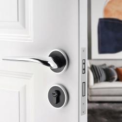 Trình tự thay lắp khóa cửa tay gạt đơn giản tại nhà